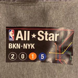 Bags - 2015 NBA All Star bag